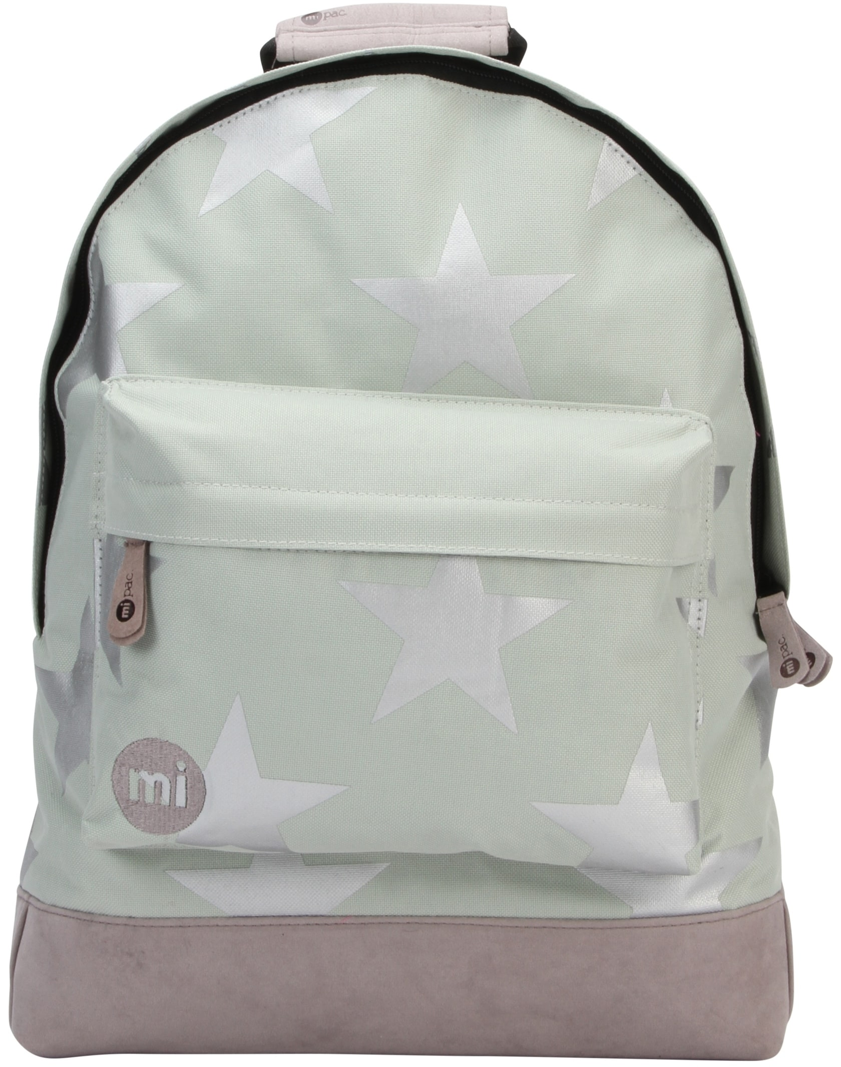 MiPac Stars XL Backpack  PistachioSilver