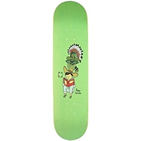 WKND Gilette Many Hats Skateboard Deck - 8.0