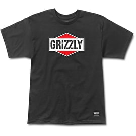 Grizzly Family Of Griz T Shirt - Black