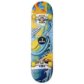 Ridge Wave Complete Skateboard - Tropical 7.75