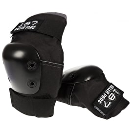 187 Killer Pro Elbow Pads - Black/Black