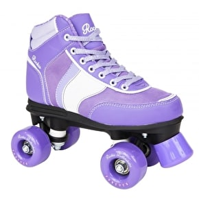 Rookie Forever Quad Roller Skates - Purple UK Size 2 (B-Stock)