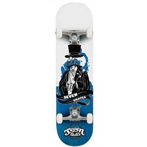 Seven Invisible Man Complete Skateboard - 7.8