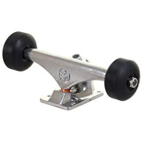 Mini Logo Skateboard Truck Assembly - Polished 8.38