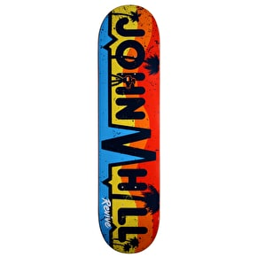 ReVive John Hill Lifeline Skateboard Deck