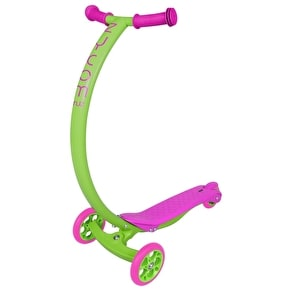 Zycom Kid's Scooter - Cruz Lime/Pink