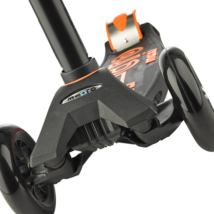 Maxi Micro Deluxe Complete Scooter - Black