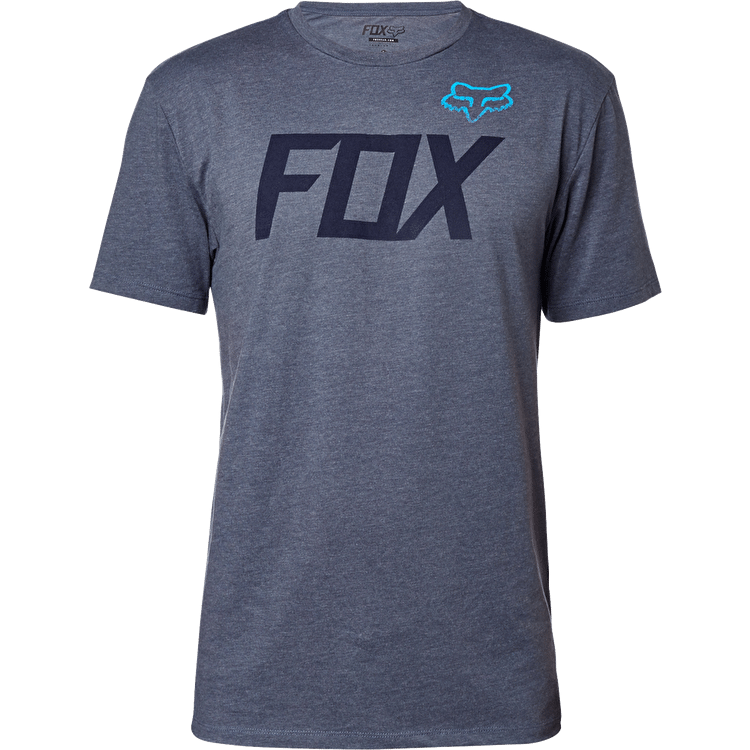 Fox Tuned Premium T-Shirt - Pewter