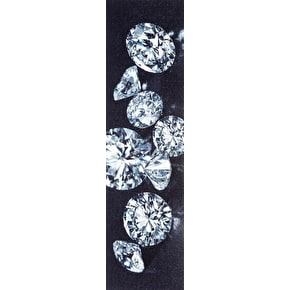 Diamond Spilled Jewels Grip Tape - Black