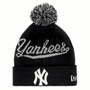 New Era Bobblescript New York Yankees Beanie
