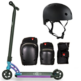 MGP VX8 Team LE Complete Scooter Bundle