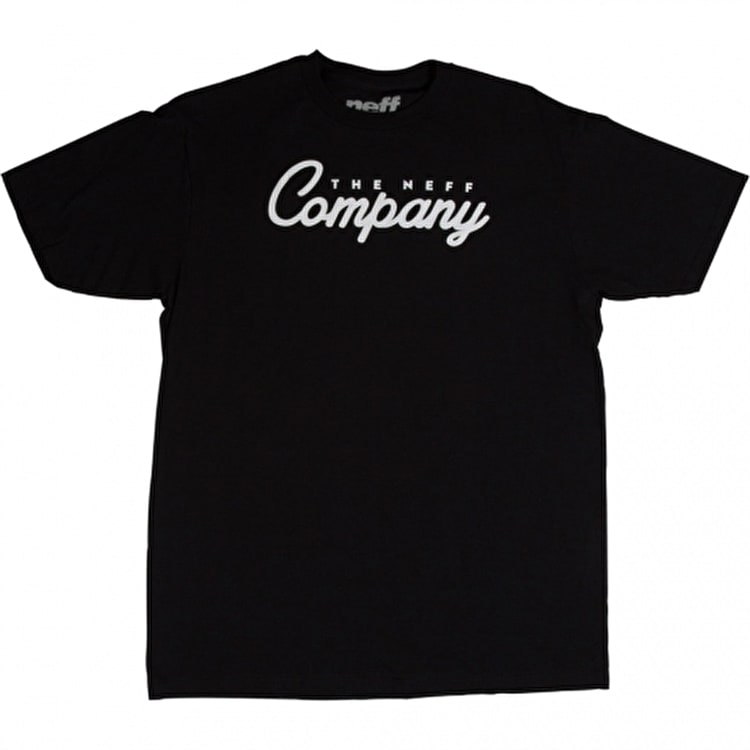 Neff Neff Co T-Shirt - Black