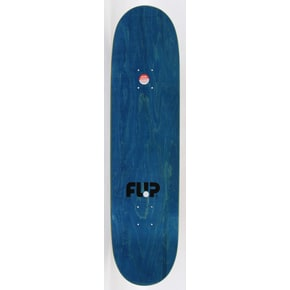 Flip Odyssey Forged Skateboard Deck - Black 8.25