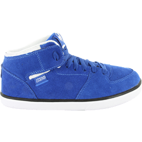 DVS Torey Kids' Shoes - Blue Suede