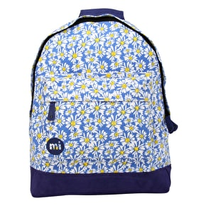 Mi-Pac Backpack - Daisy Crazy Blue