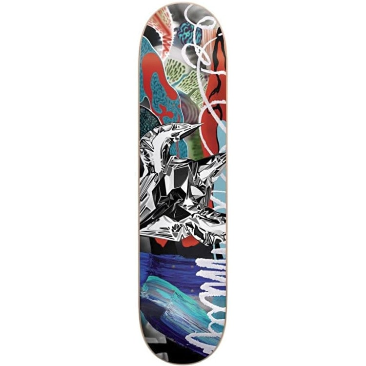 Darkstar Mixed Media Skateboard Deck 7.75""