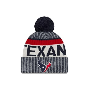 New Era NFL Sideline Beanie - Houston Texans