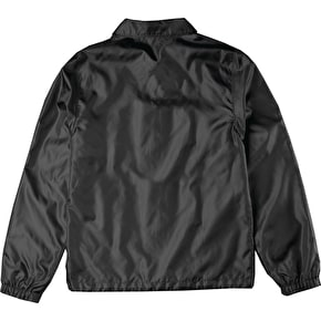 Etnies Flip Side Coaches Jacket - Black
