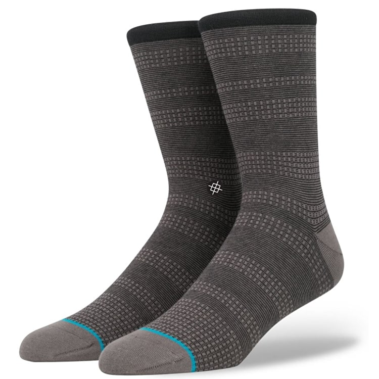 Stance Silent Socks - Black