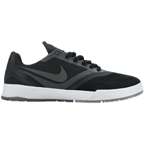 Nike SB Paul Rodriguez 9 Elite Skate Shoes - Black/Cool Grey