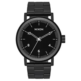Nixon Stark Watch - All Black/White