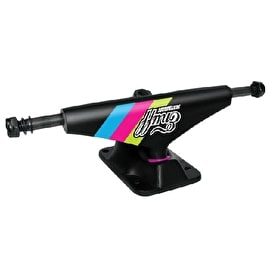 Enuff Fluo Stripe 5.0 Skateboard Trucks (Pair)