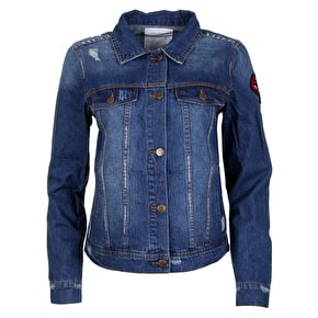 Element Swap Womens Jacket - Indigo