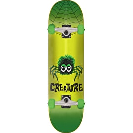 Creature Spider Mini Complete Skateboard - 7.25