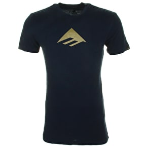 Emerica Triangle 7.1 T-Shirt - Navy