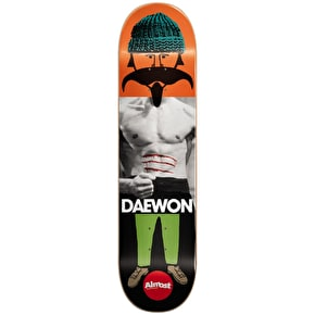 Almost Skateboard Deck - Remix Dude Impact Light Daewon 8.25