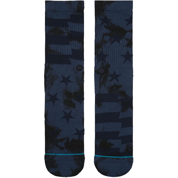 Stance Side Reel Socks - Navy
