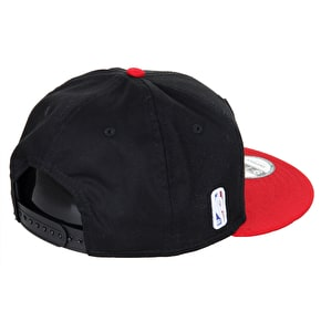 New Era NBA 9FIFTY Chicago Bulls Snapback Cap