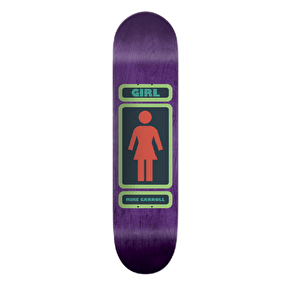 Girl 93 Til Skateboard Deck - Carroll 8.125