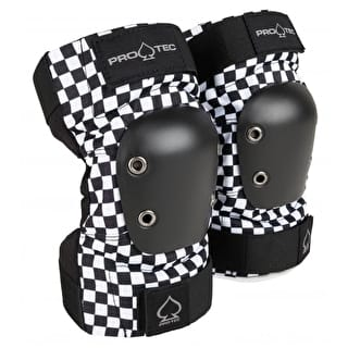 Pro-Tec Street Elbow Pads - Checker