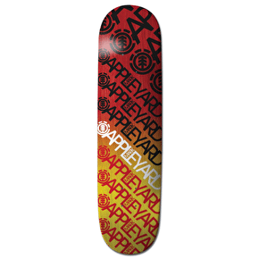Element Name Brand Skateboard Deck - Appleyard 8.125