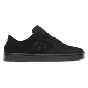 Etnies Lo-Cut Kids Shoes - Black/Black