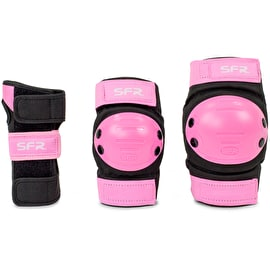 SFR Youth Ramp Triple Pad Set - Pink