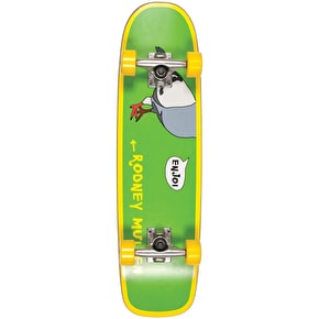 Enjoi Complete Skateboard - Mullen Freestyle 7.375