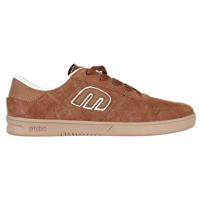 Etnies Lo Cut Shoes - Brown/Gum