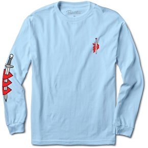 Primitive Outsider Longsleeve T-Shirt - Powder Blue