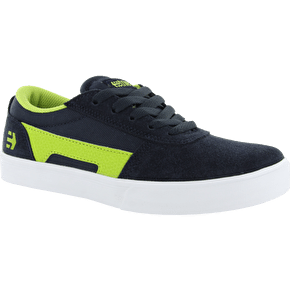 Etnies RCT Kids Skate Shoes - Dark Navy