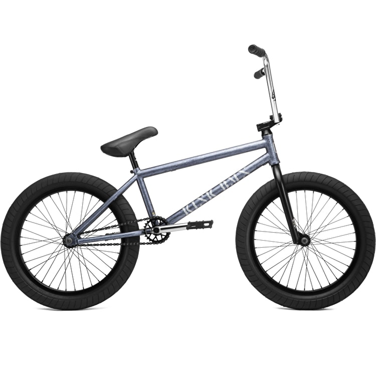 Kink 2019 Liberty Complete BMX - Matte Black Smith Blue