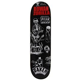 Baker Good Days Skateboard Deck - Rowan 8.38