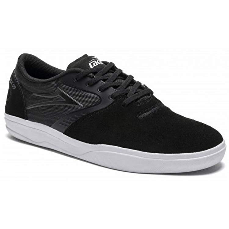 Lakai Pacer Shoes - Black Suede