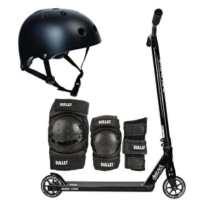 District 2018 C050 Series Scooter Bundle