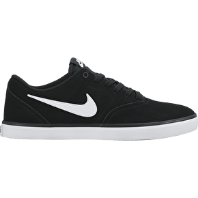 Nike SB Check Solar Shoes - Black/White