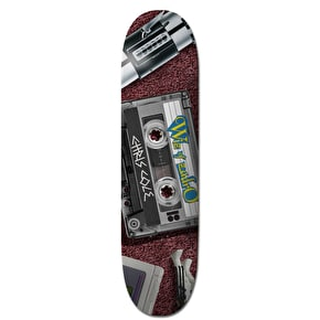 Plan B BLKICE Cole Mixtape Skateboard Deck - 8