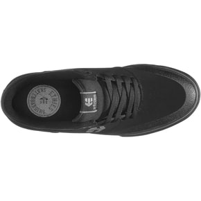 Etnies Marana Vulc Skate Shoes - Black/Dark Grey