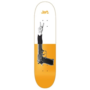 Jart Mixed Skateboard Deck - Peace 8