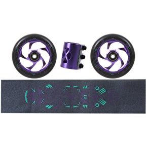 AO Scooters Delta Kit - Purple